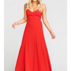 SMYM Goddess Nicole Maxi Dress S